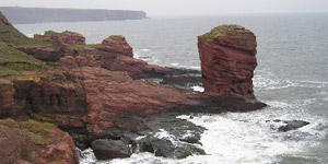 The Cliffs at Arbroath