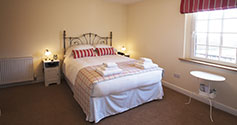Harbour Room Accommodation at Old Brewhouse Arbroath